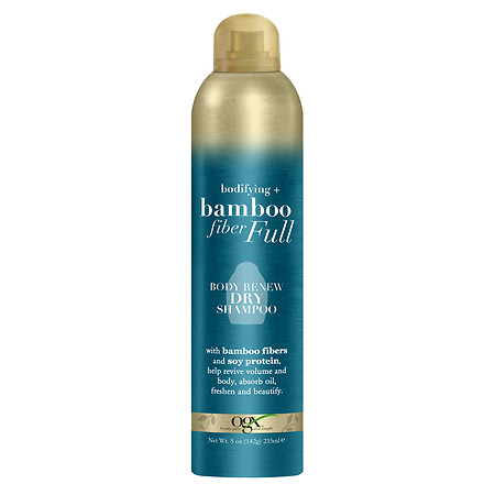 OGX Body + Bamboo Fiber-Full Body Renewing Dry Shampoo - 5 oz.