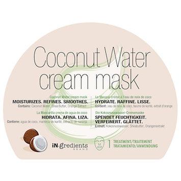 Masquebar iN. gredients Coconut Water Cream Mask - Coconut