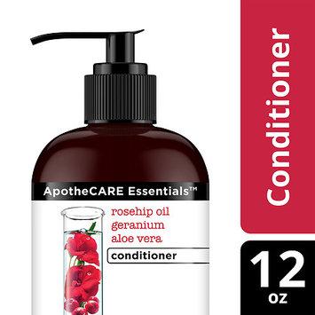 ApotheCARE Essentials The Booster Rosehip Oil Geranium Aloe Vera Conditioner 12 oz