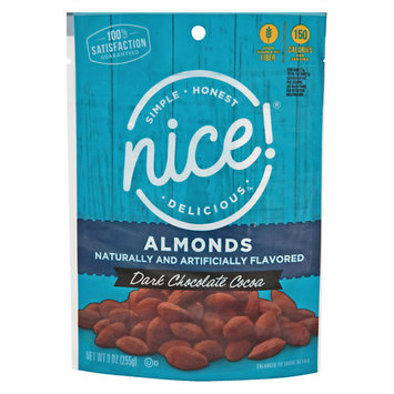 N'ice Nice! Cocoa Dusted Almonds - 9 oz.