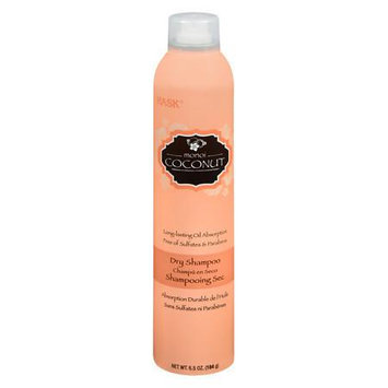 Hask Dry Shampoo Coconut Oil - 6.5 oz.