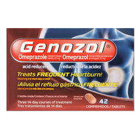 Genozol Acid Reducer - 42 ea