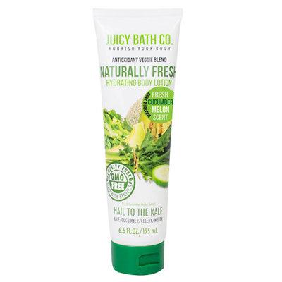 Juicy Bath Co Naturally Fresh Hale To The Kale - 6.6 OUNCES