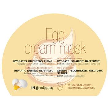 Masquebar iN. gredients Egg Cream Mask - Egg