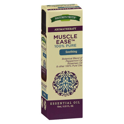 Nature's Truth Essential Oil Muscle Ease - 0.51 oz.