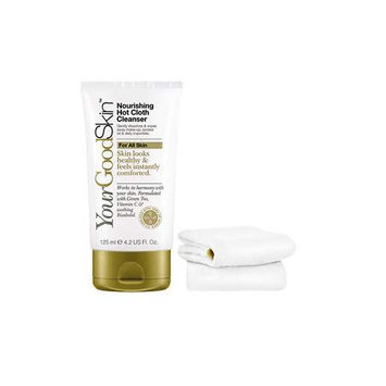 YourGoodSkin Nourishing Hot Cloth Cleanser Single Count - 4.2 oz.