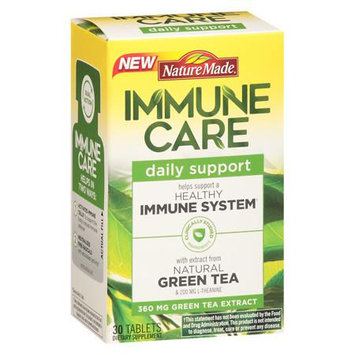 Nature Made Immune Care Tablets - 30ct