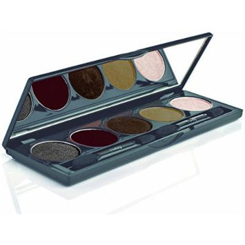 Nvey Eco Eye Shadow Palette #8 Multi Color Natural