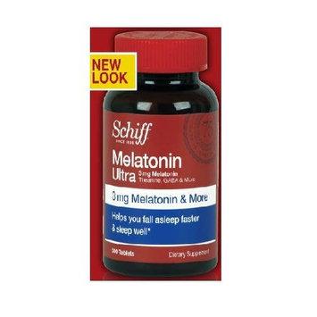Swanson Melatonin 3 Milligrams 120 Capsules [1]