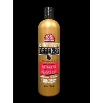 Daily Defense Conditioner Keratin Enriched 473ml