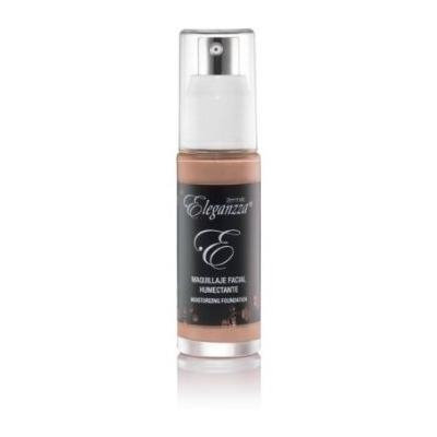 Zermat Eleganzza Liquid Moisturizing Makeup, Maquillaje Facial Humetante (Beige)