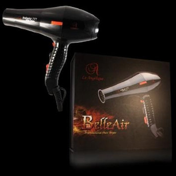 Bundle 2 Items : Leangelique Belleair Professional Hair Dryer(1875wt) +Itay Caribbean samba 8 stack