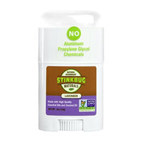 Stinkbug Naturals All Natural Deodorant, Lavender, 0.5 Ounce