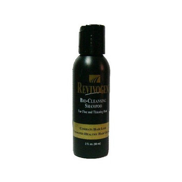 Revivogen MD Bio-Cleansing Shampoo for Thinning Hair, Natural Anti-DHT Ingredients, Reduce Scalp Irritation & Stimulate Thicker, Fuller, Healthier Hair for hair loss sufferers, 1 unit -12 oz.
