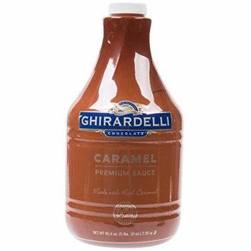 Ghirardelli Caramel Sauce Syrup
