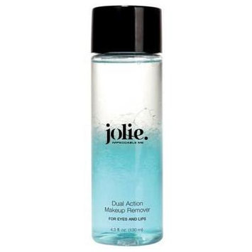 Jolie Dual Action Makeup Remover - For Eyes & Lips - 4.3 fl. oz.
