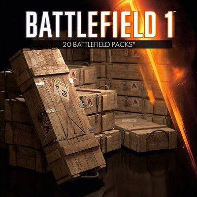 Electronic Arts BATTLEFIELD 1 BATTLEPACK X20 - PC Gaming - Electronic Software Download