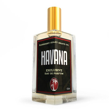Havana Eau de Parfum EdP Cologne for Men by Barberry Coast - Crafted with Pure Oils from the Best Places on Earth