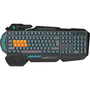 Bloody Gaming PROGRAMMABLE 8 KEY LED OPTICAL MECHANICAL GAMING KEYBOARD