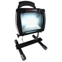 Schumacher Electric Schumacher SHM-SL27B 850 Lumen Cordless LED Work Light, Black