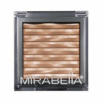 Mirabella Bronzed Mineral Bronzer with Shimmering Sun-Kissed Glow - Baked Sand, 7.5g/0.26oz