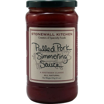 Pulled Pork Simmering Sauce by Stonewall Kitchen