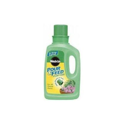 Miracle-Gro(r) Pour & Feed Liquid Plant Food (1006002)