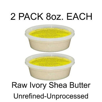 Raw African Shea Butter Cream Pure Unrefined From Ghana