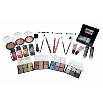 Cameo B220 26PCS Carry All Trunk - EyeShadows Makeup Kit Set Makeup Kit