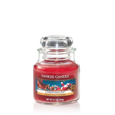 Yankee Candle® Christmas Eve® Small Classic Candle Jar