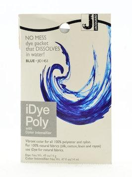 Jacquard iDye poly, blue [pack of 6]