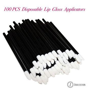 ZCollection 100 Pieces Disposable Lip Gloss Applicators Perfect Makeup Tool Kit