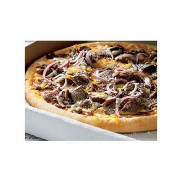 Tyson Large Edge Thick Center Pizza, 16 Ounce - 20 per case.