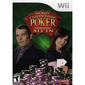 Crave Entertainment, Inc. World Championship Poker Featuring Howard Lederer: All In