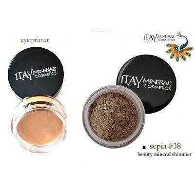 ITAY Beauty Mineral Eye Primer+ 100% Natural Eye Shadow Color #38
