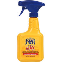 Scent-A-Way® Max Odorless Odor Control 12 fl. oz. Spray Bottle