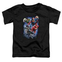 Jla/Storm Makers S/S Toddler Tee Black Jla356 [clothing_size_type: clothing_size_type-regular]