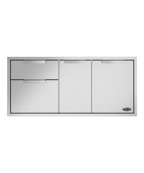 DCS ADR248 48 Stainless Steel Built-In Storage Drawer