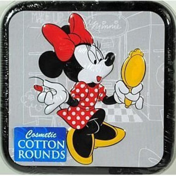 Cotton Buds Disney Cotton Rounds Tin (Pack of 9)