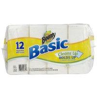 Bounty Basic Paper Towel Roll - -92968