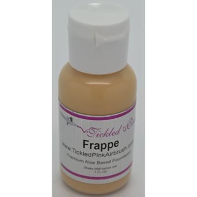 Tickled Pink Airbrush Aloe Based Foundation - Frappe (1OZ)