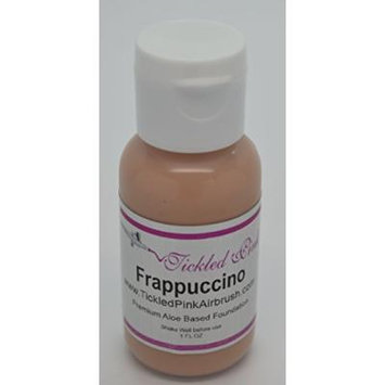 Tickled Pink Airbrush Aloe Foundation - Frappuccino (1OZ)