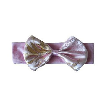 Headband in Precious Pink