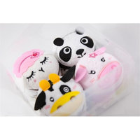 Couture Towel CT-GS15000010 13 x 14 x 4 in. Happy Farm Animals Towel