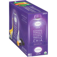 Nurture, Inc. Shine Organicsâ ¢ Calm Fruit & Vegetable Blend 8-4.22 oz. Pouches