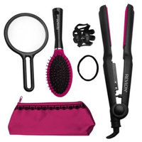 Revlon RVST2152PK1 Sleek & Shine 1 Inch Straightener Gift Set