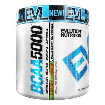 Evlution Nutrition BCAA 5000, Cherry Limeade, 8.78 Oz