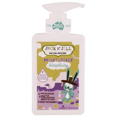 Jack n' Jill, Natural Bathtime, Moisturizer, Simplicity, 10.14 fl oz (300 ml) [Scent : Simplicity]
