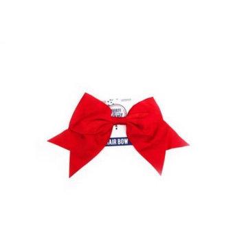 Create Out Loud Red Grosgrain Hair Bow