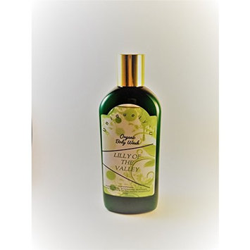 Uniquely'U Natural Moisturizing Bath & Shower Body Wash-